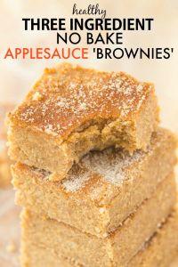 no-bake-apple-sauce-brownies-5
